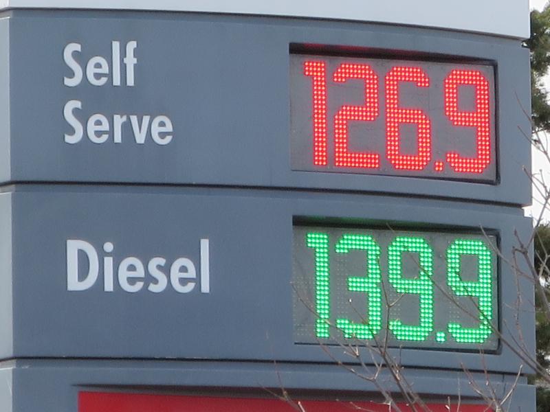 Diesel Prices (2)