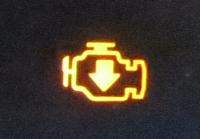 Check engine light - Photo by Jil McIntosh (2)