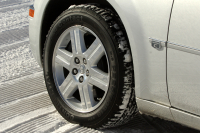 Tires are the key to winter safety - photo courtesy Chrysler