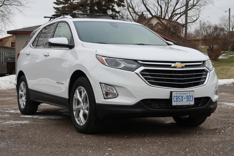 Chevrolet Equinox Premier Diesel 2018 (12)
