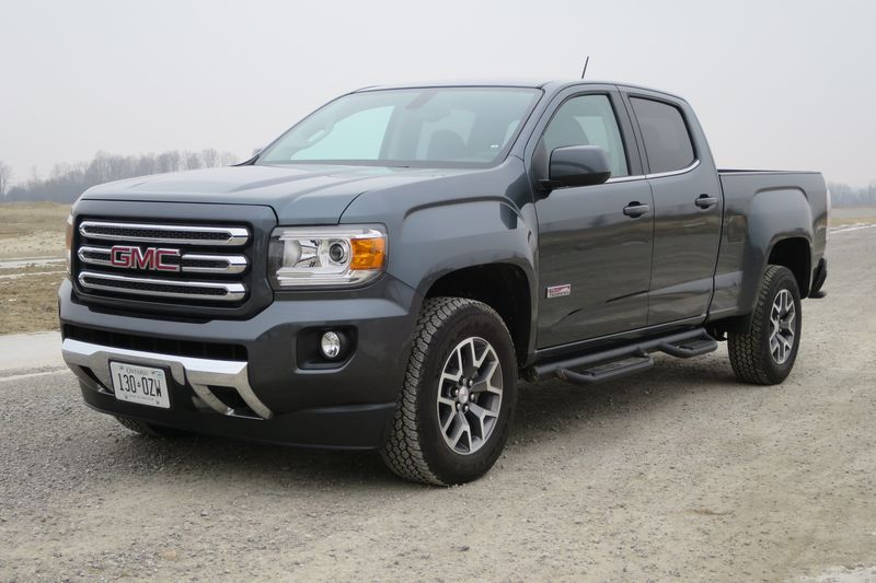GMC Canyon (2)