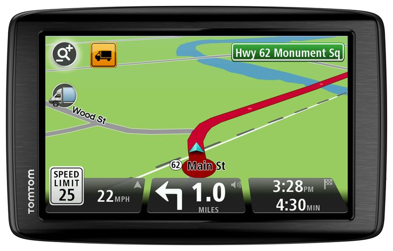 TomTom Map