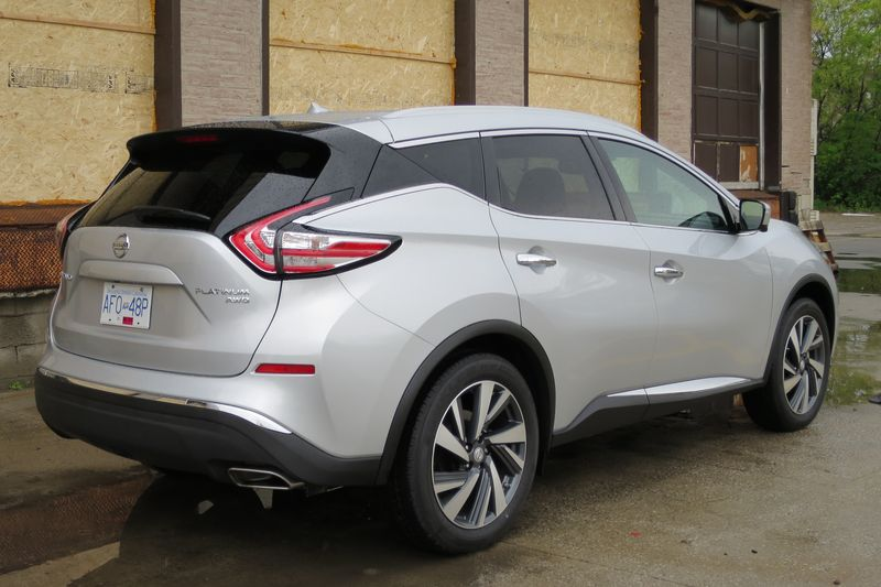 Nissan Murano 2015 by Jil McIntosh (1)