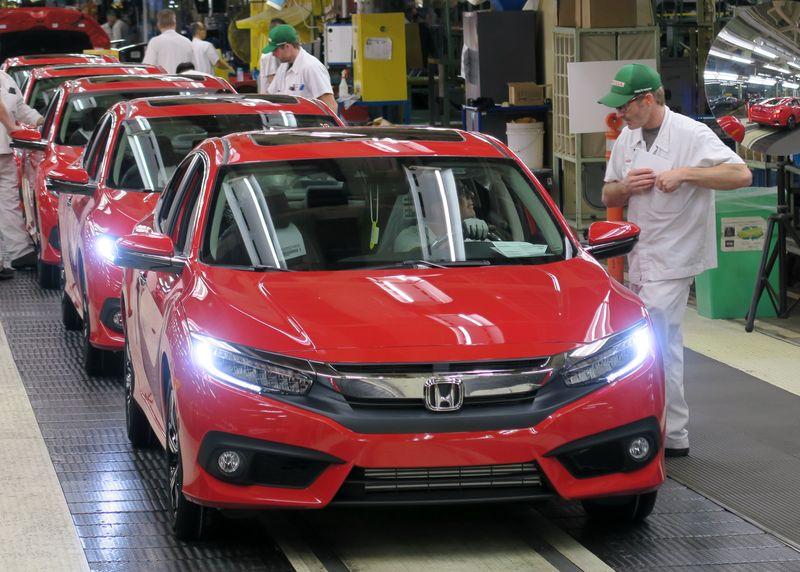 Honda Civic Plant Alliston Ontario (9)