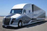 Driving Force - Freightliner SuperTruck by Jil McIntosh (2)