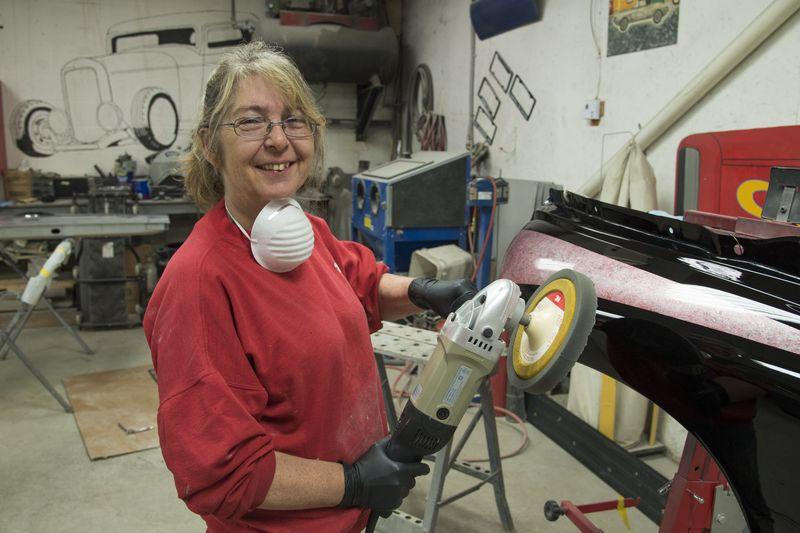 Wheels - Auto Jobs Jeanne Marriott by Jil McIntosh - for Norris McDonald (8)