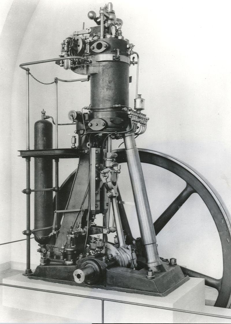 Diesel Engine 1896