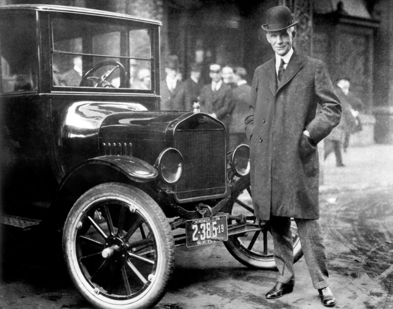 Henry Ford History (6)