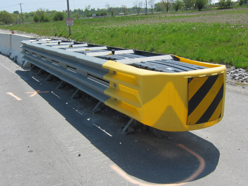 Crash Barriers (6)