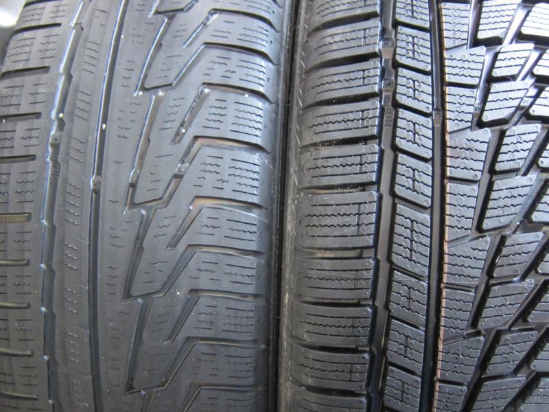 Worn Tires (1)