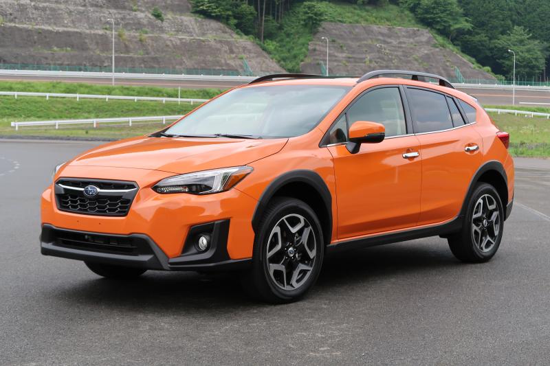 Subaru Crosstrek 2018 (8)
