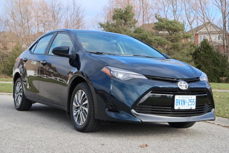 Toyota Corolla LE 2018 (9)