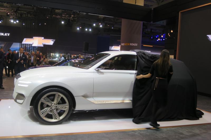 Genesis GV80 Concept (Photo - Fred Bottcher) (1)