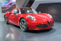 The 4C is Alfa Romeo's first model for its return to Canada - photo by Jil McIntosh (2)