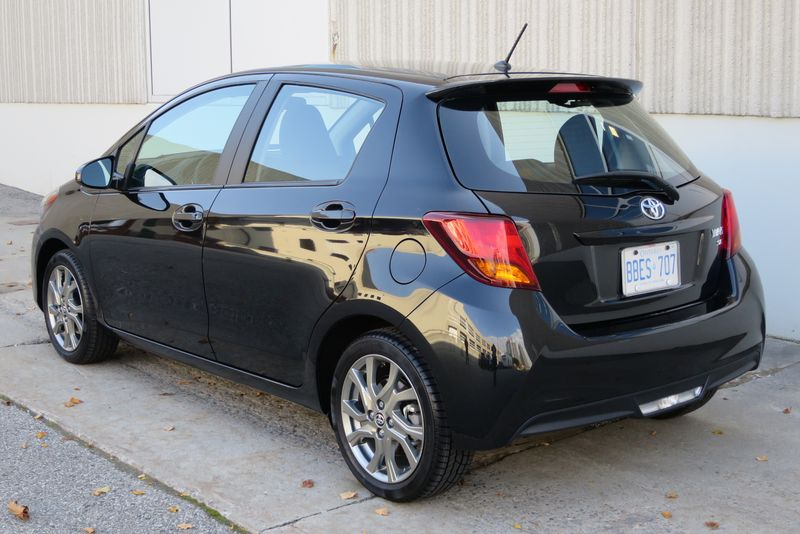 Toyota Yaris 2015 by Jil McIntosh (5)