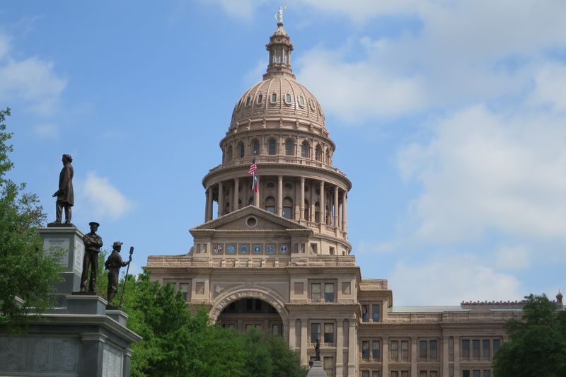 Texas State Capitol in Austin (1)
