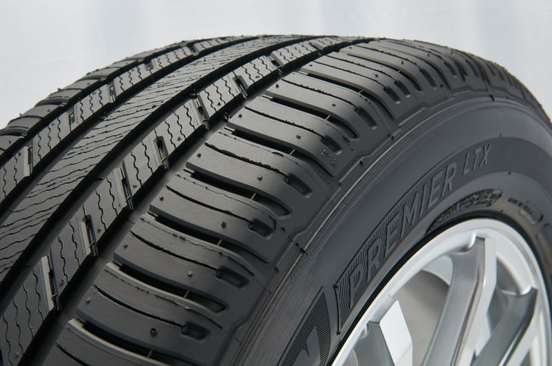 Tires may look simple, but they're actually very complex - Photo courtesy Michelin