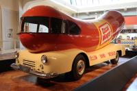 An Oscar Meyer Wienermobile