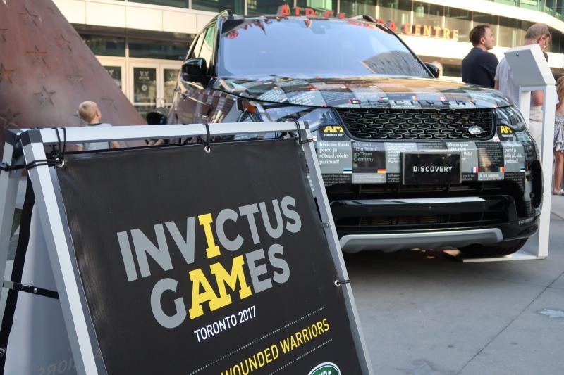 Jaguar Land Rover Invictus Games (1)