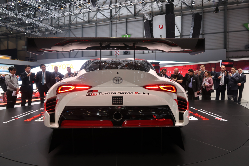 GR Supra Racing Concept at Geneva (Photo - Jil McIntosh) (8)