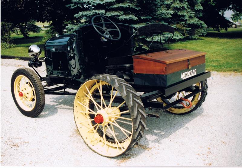 National Post Tractors (11)