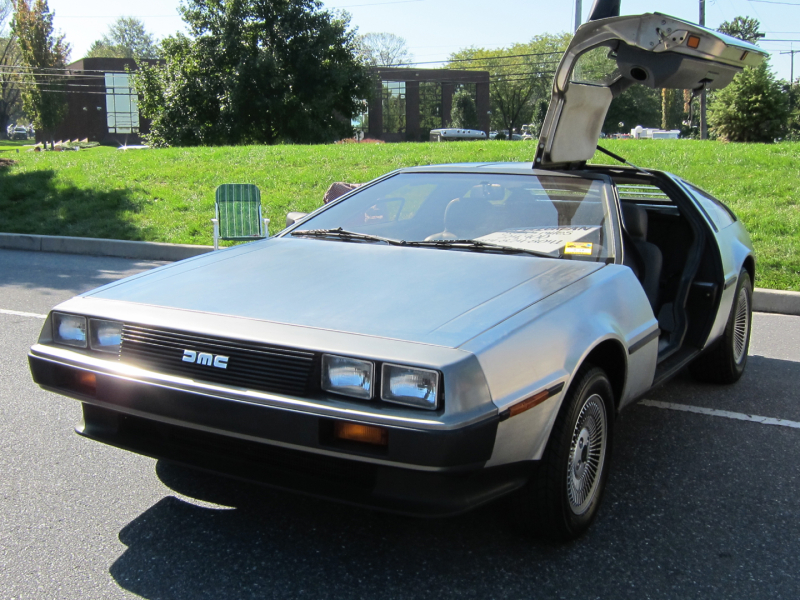 DeLorean History (6)