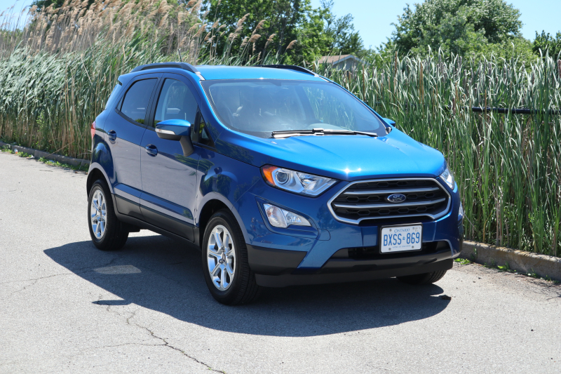 Ford Ecosport FWD SE 2018 (35)