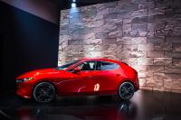 Mazda3 at LA Auto Show