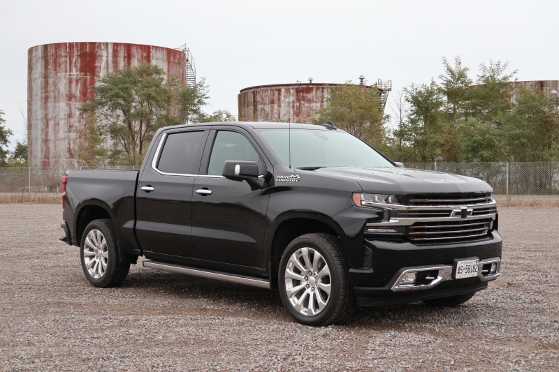 Chevrolet Silverado High Country 2019 (9)