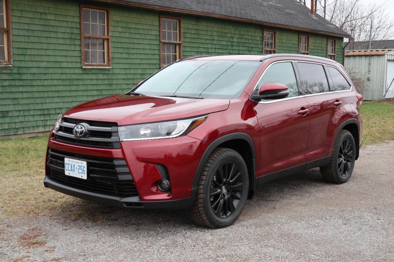 Toyota Highlander 2019 (4)