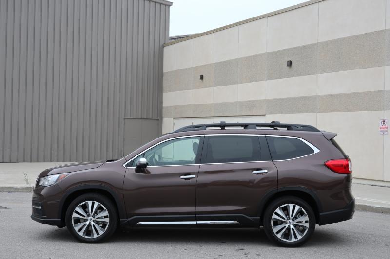 Subaru Ascent 2019 (19)