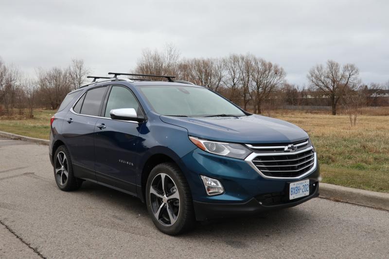 Chevrolet Equinox Diesel 2019 (19)