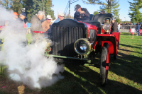 Steam car