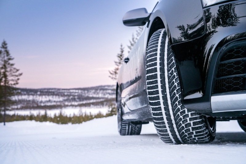 All-Weather Tire - Nokian