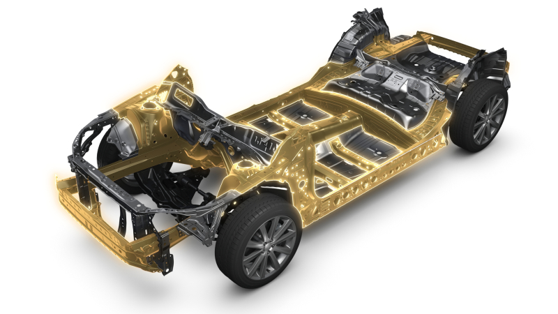 Subaru Global Platform (2)