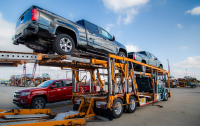 Vehicle Deliveries - Photo GM