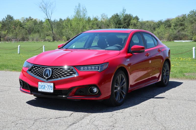 2019 Acura TLX (1)