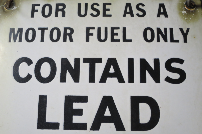 Leaded Gasoline