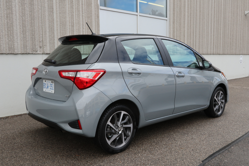 Toyota Yaris Hatchback 2019 (31)
