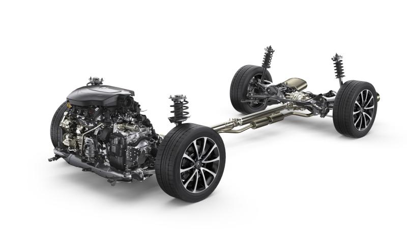 Acura SH-AWD