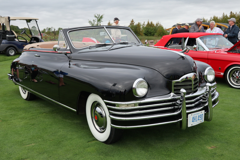 1948 Packard Super 8 Convertible owned by Tom Huehn (7)