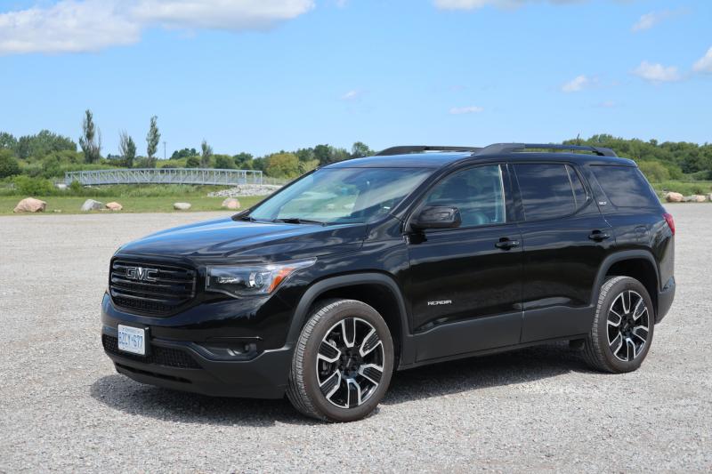 2019 GMC Acadia SLT AWD (4)