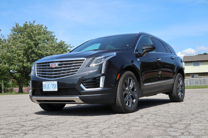 2019 Cadillac XT5 Platinum AWD (4)