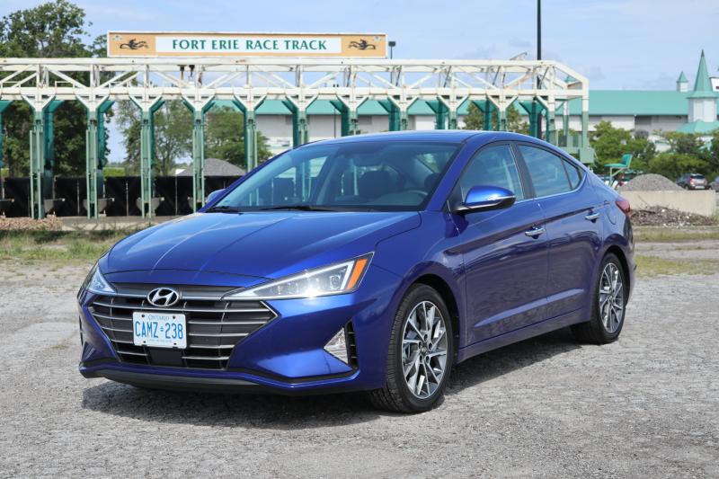 2020 Hyundai Elantra Ultimate  (15)