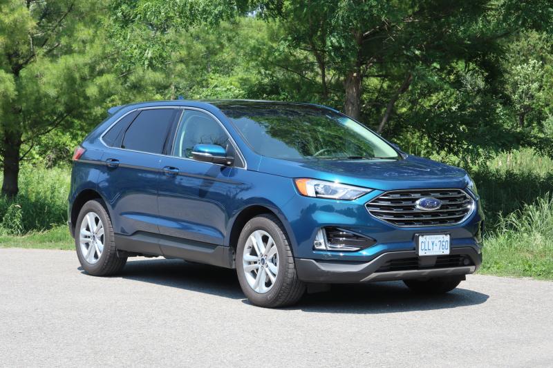 2020 Ford Edge SEL AWD (9)