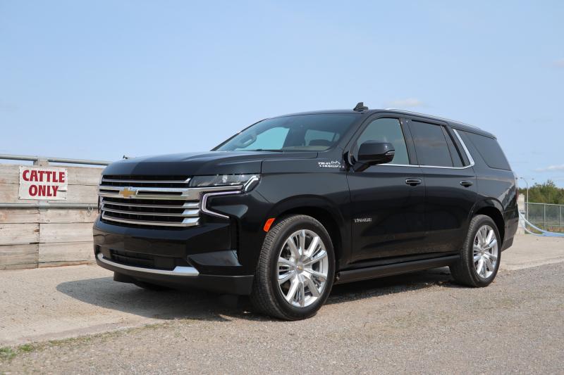 2021 Chevrolet Tahoe (29)