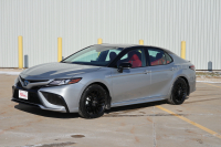 2021 Toyota Camry Hybrid XSE (7)
