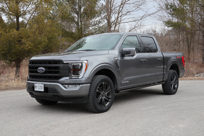 2021 Ford F-150 Lariat with Hybrid (5)