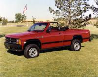 Dodge 1989 Dakota Convertible (1)