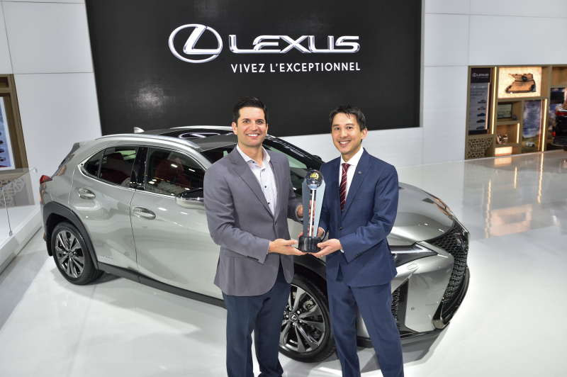 Lexus Award